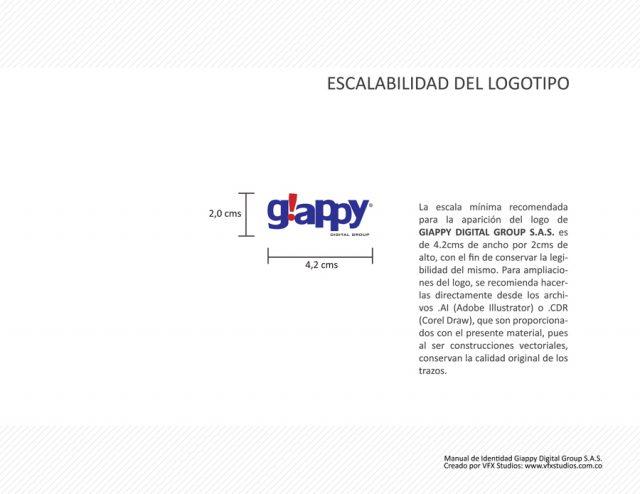 Manual de Imagen Corporativa (Estabilidad Logotipo)