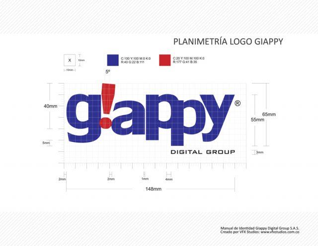 Manual de Imagen Corporativa (Planimetría)