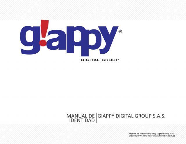 Manual de Imagen Corporativa (Portada)