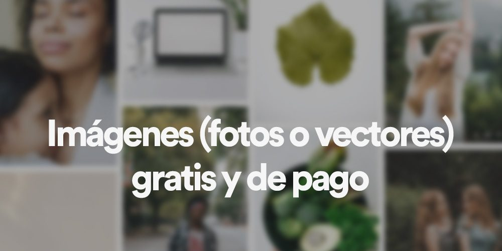 Imágenes (fotos o vectores) gratis y de pago